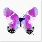Inked Butterfly 8 Wrapped Canvas Giclee Print Wall Art