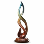 Jubilation Musical Note Imago High Gloss Sculpture