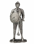 Knight with Spiked Flail Sculpture