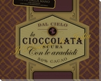 La Cioccolata Con le Arachidi Wrapped Canvas Giclee Print Wall Art