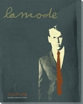 La Mode Man with Tie Wrapped Canvas Giclee Print Wall Art