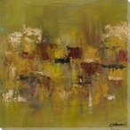 Landscape 1 Wrapped Canvas Giclee Print Wall Art