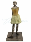 Large Bronze Little Dancer of Fourteen Years Sculpture