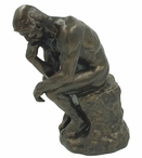 Large The Thinker Statue by Auguste Rodin