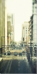 Light Waiting Cityscape Wrapped Canvas Giclee Print Wall Art