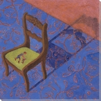 Little Brother Chair Wrapped Canvas Giclee Print Wall Art