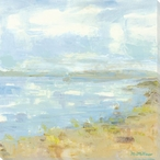 Lovely Cove Wrapped Canvas Giclee Print Wall Art