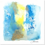 Loving Embrace 1 Wrapped Canvas Giclee Print Wall Art