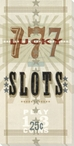 Lucky 777 Slots Wrapped Canvas Giclee Print Wall Art