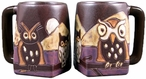 Mara Stoneware Square Mug 12oz - Night Owls