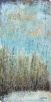 March Grasses III Wrapped Canvas Giclee Print Wall Art