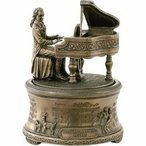 Music Box Sculptures
