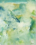 Mystic Thoughts II Wrapped Canvas Giclee Print Wall Art
