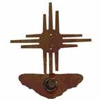 New Mexico Sun Metal Robe Hook