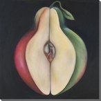 Opulent Fruit Wrapped Canvas Giclee Print Wall Art