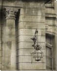 Ornate Architecture III Wrapped Canvas Giclee Art Print Wall Art