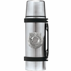 P.O.W. M.I.A Stainless Steel Thermos with Pewter Accent