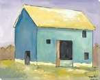 Proud Barn Wrapped Canvas Giclee Print Wall Art