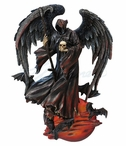 Reaper of the Night Sculpture