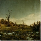 Recollections Scenic View Wrapped Canvas Giclee Print Wall Art