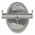 Round Bar Metal Robe Hook