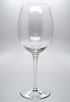 Sade Romanian Crystal Red Wine Glasses, Set of 4