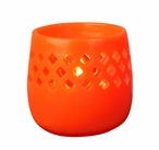 Scented Citronella Lantern Candles, Set of 4