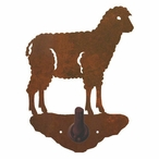 Sheep Metal Robe Hook