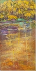 Shimmering Sunlight Wrapped Canvas Giclee Print Wall Art
