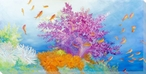 Shoaling Doesn't Spoil Independence Wrapped Canvas Giclee Print