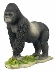 Silverback Gorilla Walking Sculpture