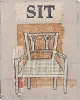 Sit Chair Wrapped Canvas Giclee Print Wall Art