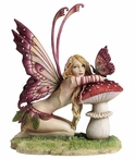 Small Things Fairy Sculpture by Selina Fenech