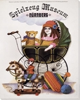 Spielzeug Museum 4 Baby Buggy Wrapped Canvas Giclee Print Wall Art