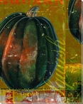 Squash Press Proof Wrapped Canvas Giclee Print Wall Art