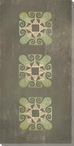 Stacked Medallions 2 Wrapped Canvas Giclee Print Wall Art