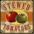 Stewed Tomatoes Wrapped Canvas Giclee Print Wall Art