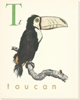 T. Toucan Wrapped Canvas Giclee Print Wall Art