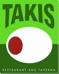 Takis Wrapped Canvas Giclee Print Wall Art