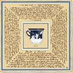 Tea and Recipes 1 Wrapped Canvas Giclee Print Wall Art