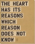 The Heart Has... Saying Wrapped Canvas Giclee Print Wall Art