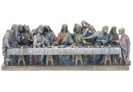 Veronese Last Supper Statue The Last Supper Sculpt...