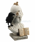 The Raven Nevermore Pallas Athena Sculpture