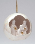 Three Wise Men Christmas Tree Ornaments, Set of 4