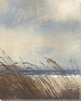 Through the Reeds I Wrapped Canvas Giclee Print Wall Art