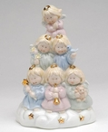 Tree of Angels Musical Music Box Sculpture