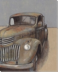 Vintage Truck II Wrapped Canvas Giclee Print Wall Art