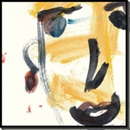 Visage 3 Wrapped Canvas Giclee Print Wall Art