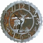 Wildlife Clocks