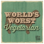 Worlds Worst Vegetarian Beverage Coasters by Life Is Country, Set/12